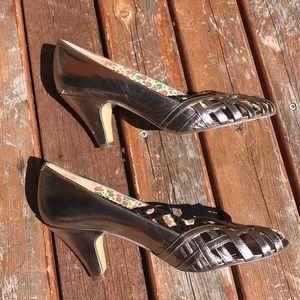 Seychelles Heels, Size 7.5.